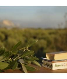 Kit Porta Sapone con Sapone naturale (a scelta tra quelli disponibili)