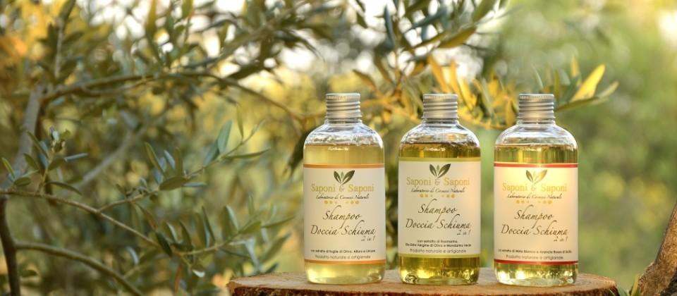 Shampoo Doccia Schiuma