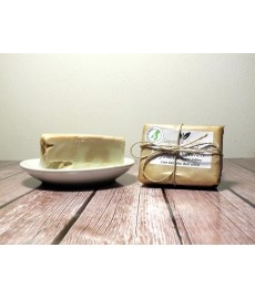 Natural Soap with Extra Virgin Olive Oil and Olive Extract