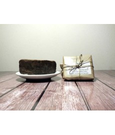 Natural Soap with Extra Virgin Olive Oil and Carob Flour