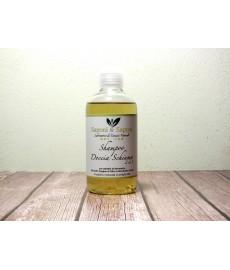 Shampoo Duschgel mit extra nativem Olivenöl, Rosmarin und grüner Mandarine