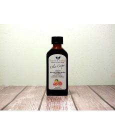 Körperpflege–Öl mit nativem Olivenöl extra und Blutorangen