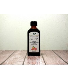 Body Oil made ​​with Extra Virgin Olive Oil and Red Orange