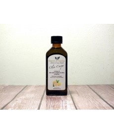 Body Oil made ​​with Extra Virgin Olive Oil and Lemon