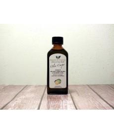 Körperpflege–Öl mit nativem Olivenöl extra und grüner Mandarine